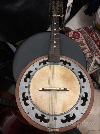 Banjo mandolino, anni '50