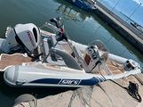Sacs 780 s Honda 250 sportywhite nuovo