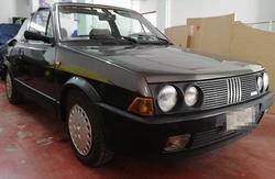 Fiat Ritmo Cabrio Bertone