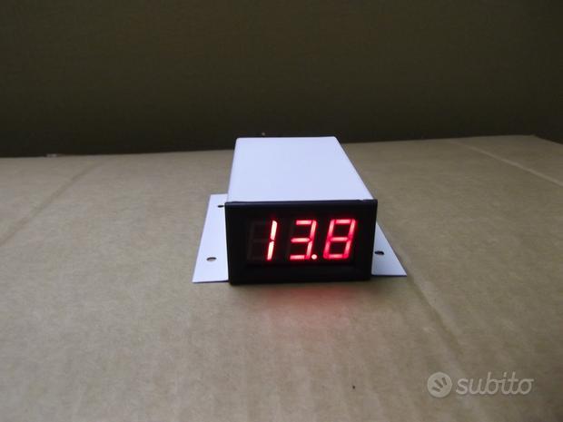Termometro e igrometro per incubatrici