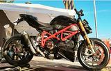 Ducati Streetfighter - 2011