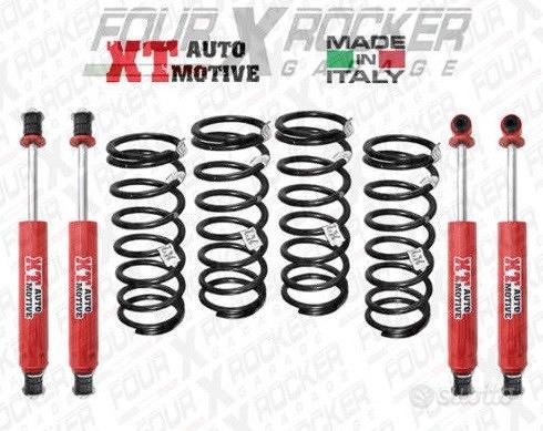 Kit rialzo xt automotive +4+5 land rover