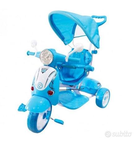 Triciclo vespina bimbo