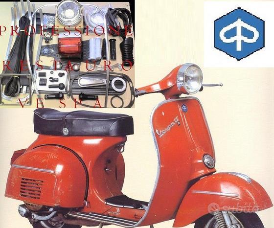 Ricambi Vespa 125 TS GTR RALLY 150 SPRINT VELOCE