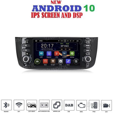ANDROID GPS USB WIFI autoradio navigatore Fiat Evo