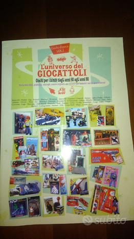 Libro giocattoli anni 60 70 80 macchinine action f