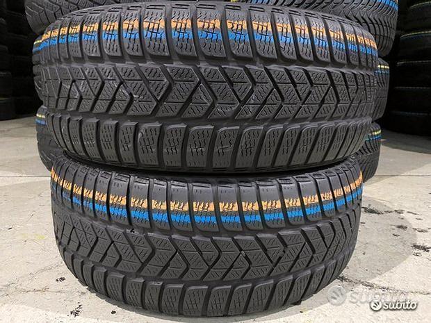 2 Gomme 225/50 R17 - 98H Pirelli invernali