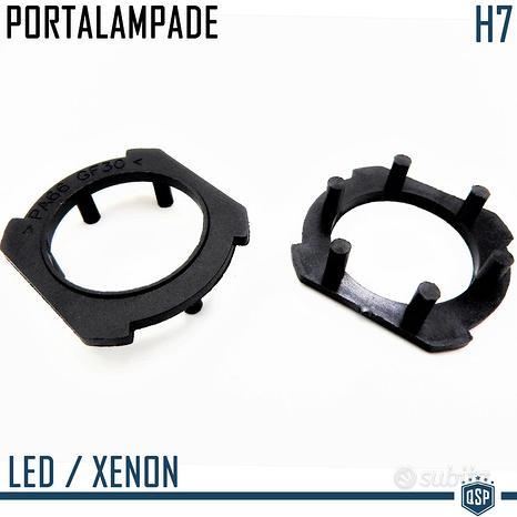 2 Portalampada montaggio KIT LED H7 per Mazda 6