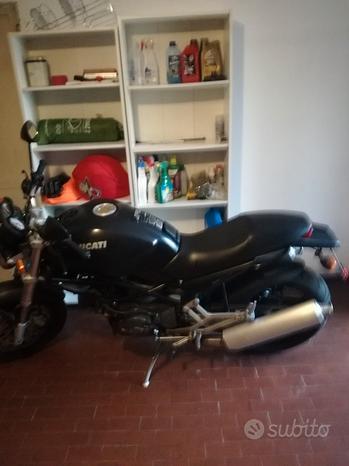 Ducati Monster 600 - 1998