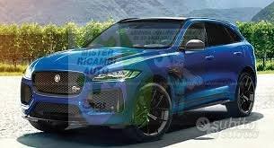 Jaguar F-pace 2020 ricambi usati c515