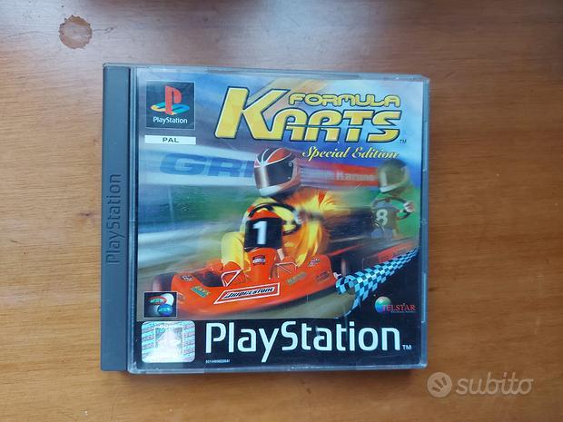 Formula Karts Special Edition Playstation 1