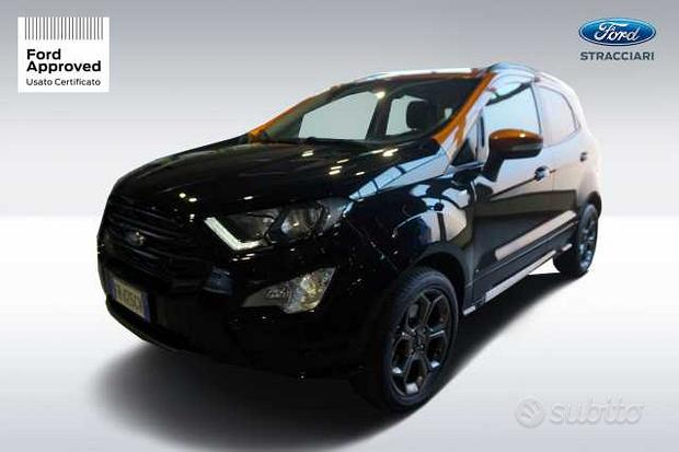 Ford EcoSport 1.0 EcoBoost 125 CV Start&Stop S