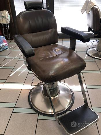 3 Poltrone Barbiere Vintage