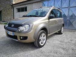 Fiat Panda 4x4 Cross 1.3 MJT tasto ELD