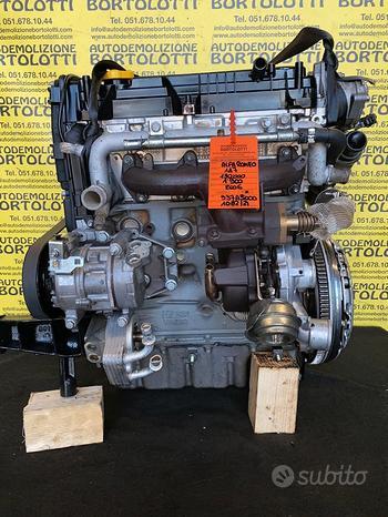 ALFA ROMEO 147 motore usato 937A3000