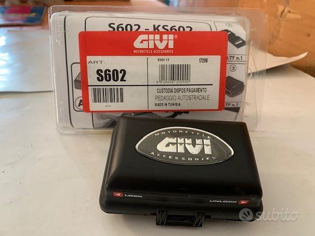 Custodia Telepass GIVI S602