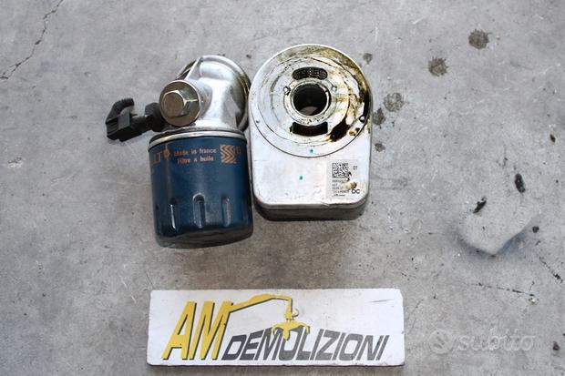 Scambiatore e porta filtro olio usato renault 1.5