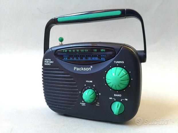 Radio Packson SR 990