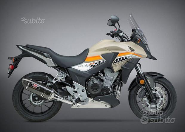 Scarico Marmitta Terminale Honda CB 500