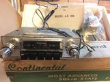Autoradio Nuovo Continental AX-400