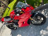 Ducati Supersport S 939 Akrapovich