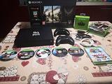 Bundle console Xbox One X + giochi & accessori