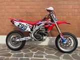 Honda crf 450 motard