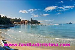Settembre Relax:Trilocale in Villa a100mt dal mare