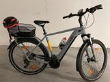 Cube bicicletta