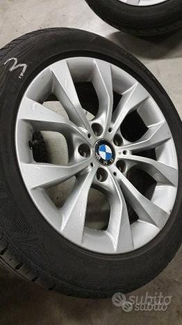 Cerchi in lega originali BMW R17 + 225/50 17