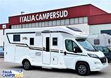 Camper Laika Ecovip L 4012 Nuovo Semintegrale Fiat