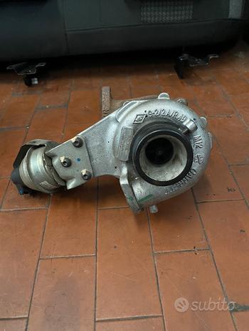 Turbina motore Opel Insignia 2.0 TD 2014