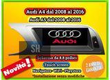 Radio 8,8 pollici Audi A4 - A5 dal 2008 al 2017