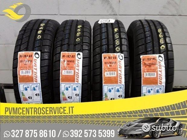 Gomme Nuove 155 65 13 Ovation 8974