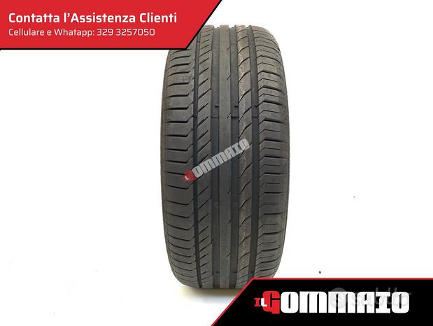 Gomme usate 225 40 R 18 CONTINENTAL ESTIVE