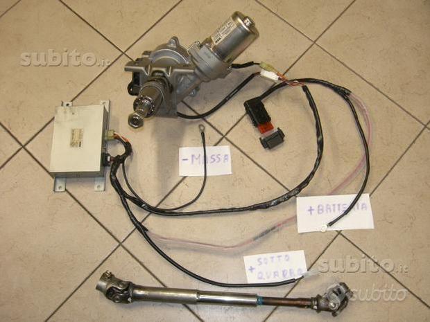 Servosterzo elettrico Fiat 600 Sporting completo