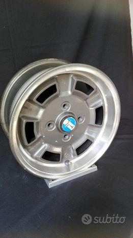4 cerchi Mini De Tomaso TRX 135TR315FH425