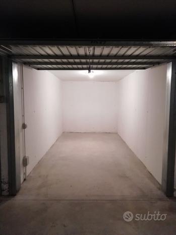 Nuovo Garage 16 mq Trento dietro TopCenter