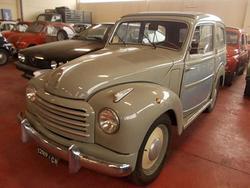 FIAT 500 C Belvedere 1954