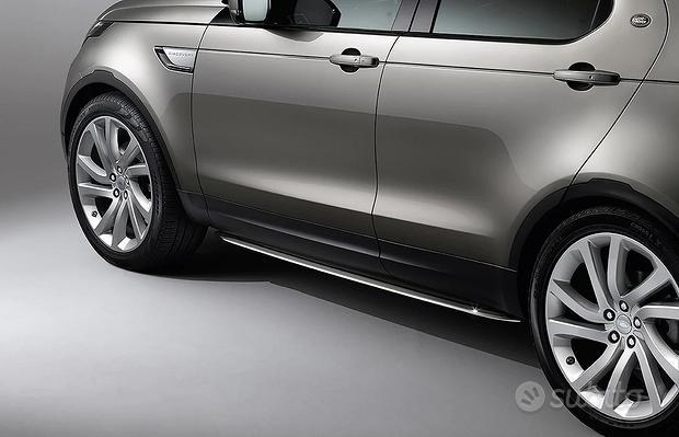 Pedane laterali Land Rover