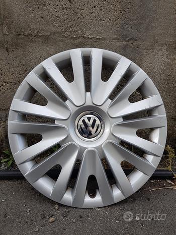 Cerchi in ferro e copricerchi Volkswagen 15''