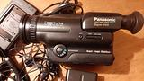 Videocamera panasonic svhs-c nv-s77