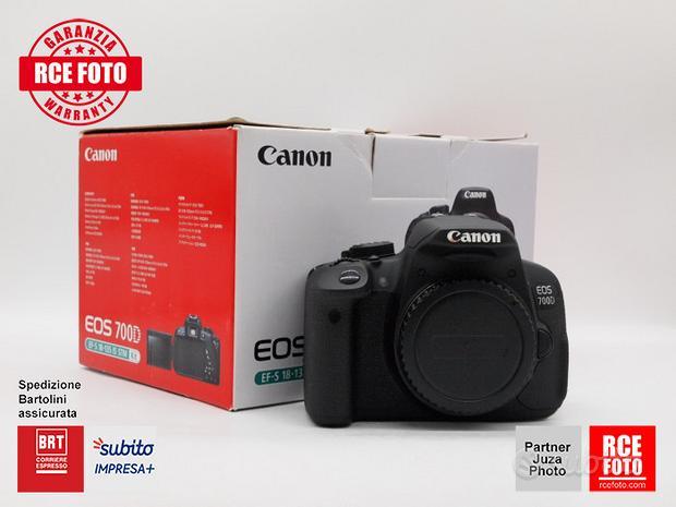 Canon 700D BODY 014924