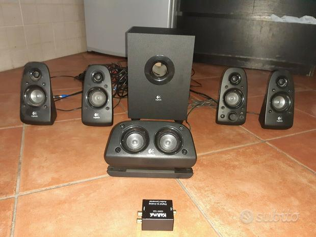 Logitech z506 Stereo3D 150 W Dolby Surround 5.1