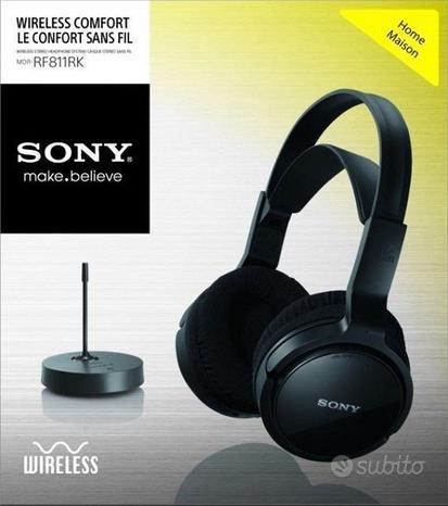 Cuffia SONY Wireless RF811RK