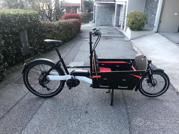E Bike Packster 60 Touring Box Child Seat 2018