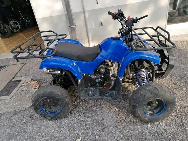 Mini quad bimbo 110 cc con retro
