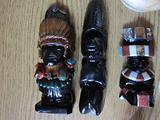 Sculture etniche messicane