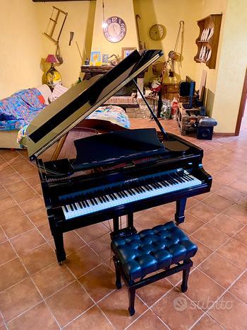 Pianoforte Artmann 1/2 coda Sg172 Nuovo