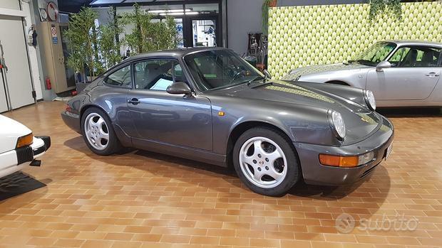 964 911 Porsche Carrera4 Book service Asi Italia